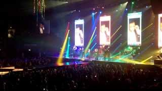 JLS - Everybody In Love (Goodbye - The Greatest Hits Tour - Odyssey Arena Belfast)