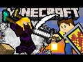 Minecraft 1.9 Snapshot: Sword Sweep Attack, Axe Shield Stun, Hoe Buffs, Weapons Tools Combat Update mp3 indir