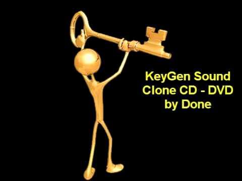 clone cd keygen