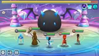 summoners war sky arena gameplay walkthrough cairos dungeon devilmon cave b1 for android ios