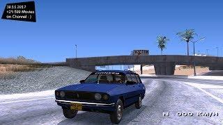 Renault 12 Grand Theft Auto San Andreas GTA SA MOD