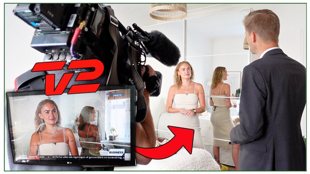TV2 KOMMER HJEM TIL MIG!