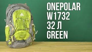 Розпакування Onepolar W1732 32 л Green