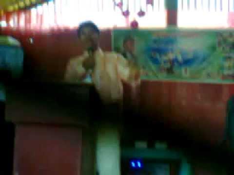 Ptr.Isada in  2nd Year Anniversary Lipa City Batangas City