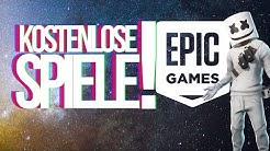 Kostenlose Spiele im Epic Games Store?!