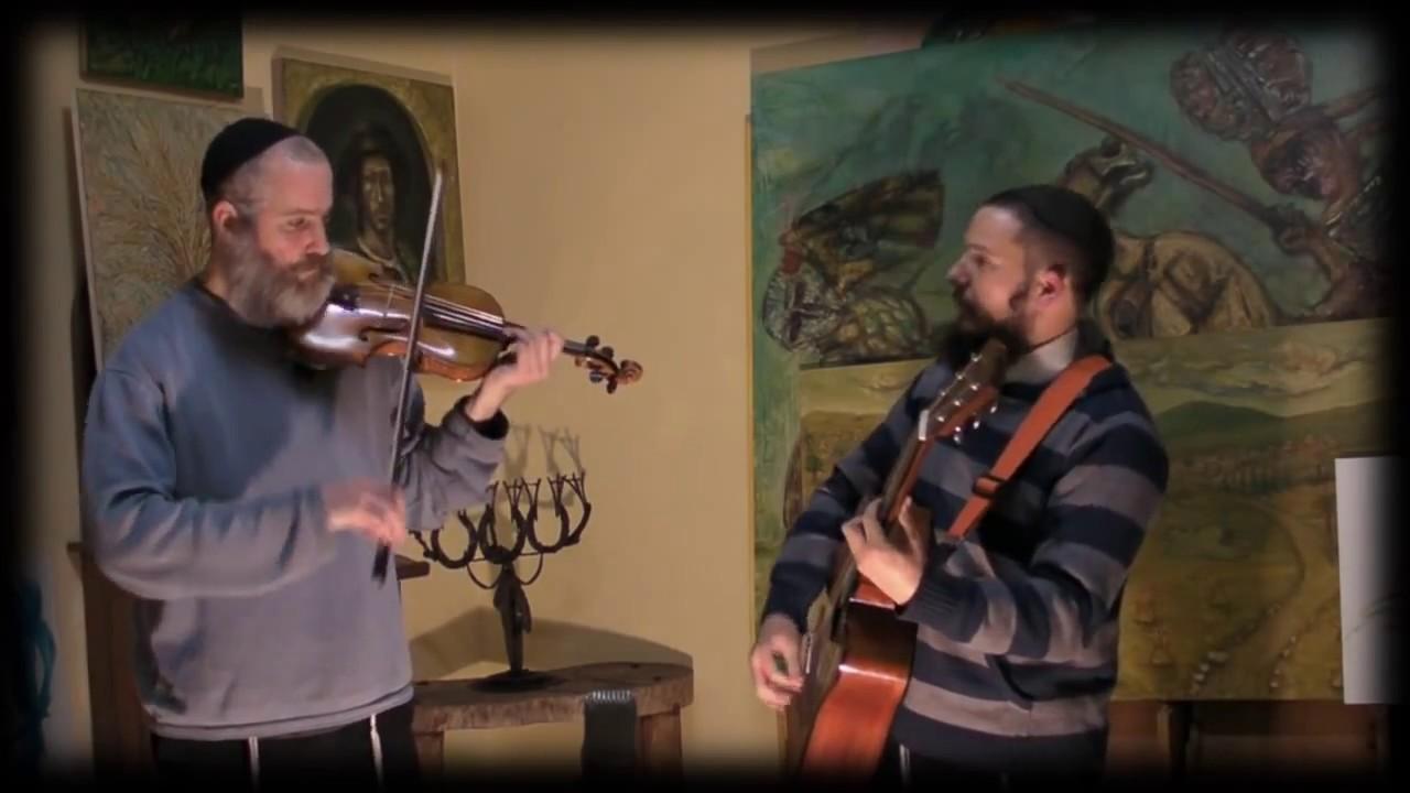 כלייזמרון אקוסטי - נדב בכר ואורן צור -Nadav Bachar & Oren Tsor