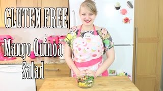 Gluten Free Mango Quinoa Salad