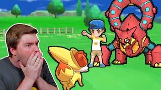 Pokemon Y But Every Trainer Has Legendary Pokemon