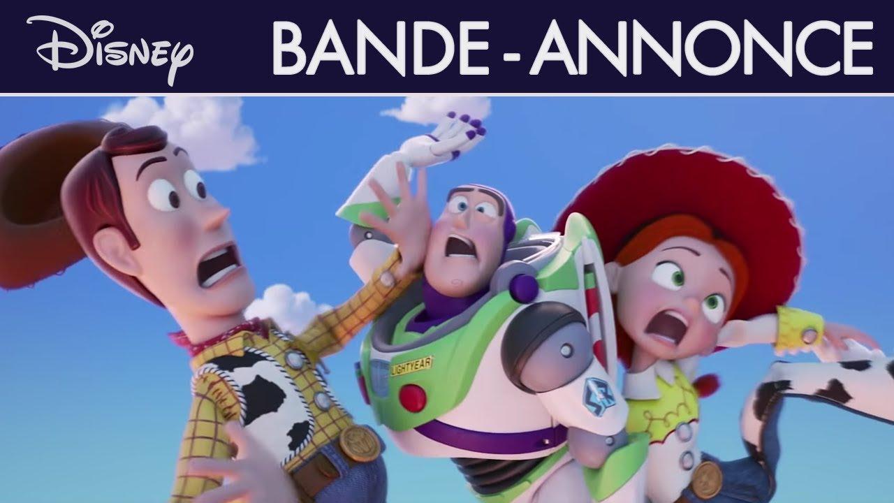Toy Story 4 Première Bande Annonce I Disney