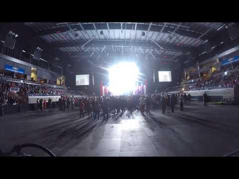 Los Temerarios Ralston Arena en vivo 2018 Opener Y Loco Por Ti