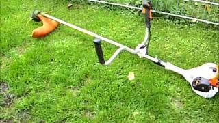 STIHL FS 56 C Brush Cutter Tuning