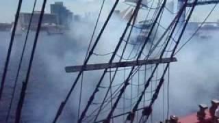 HMS Bounty Broadside