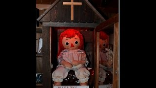 Ghosts and Spirits:  (SPECIAL EDITION) The Annabelle Doll