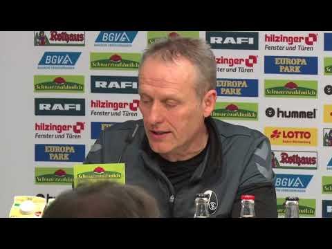 SC Freiburg vs Bayern München | Pressekonferenz | Streich nach München?