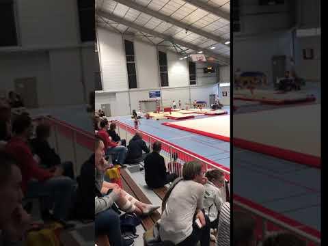 Compétition De Gymnastique 24/04/2019 - Saut