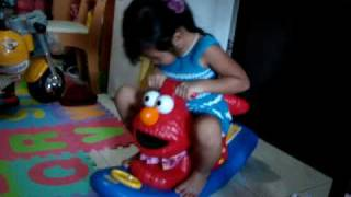Nicole Surfin' Elmo Rocker By Little Tikes