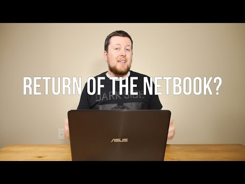 Asus UX305 Zenbook Laptop Review - The Return of the Netbook?