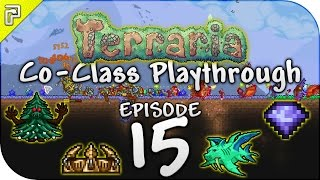 Terraria 1.3.4 | Old One's Army! Frost Moon! | Co-Class Let's Play w/ChippyGaming [#15]