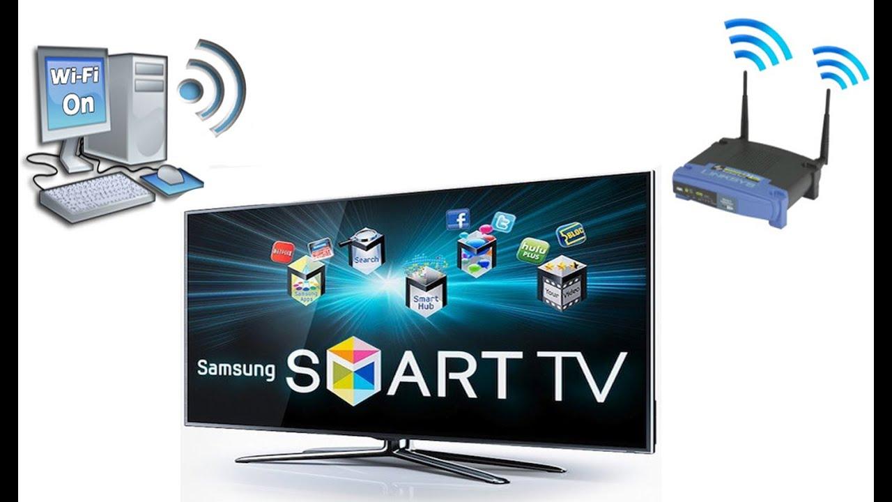 podlaczenie komputera do samsung smart tv przez siec. Black Bedroom Furniture Sets. Home Design Ideas