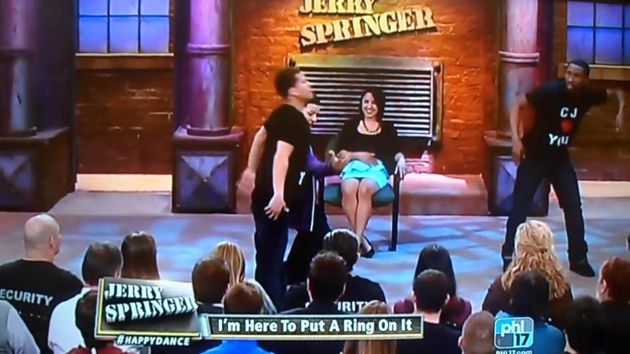 Image result for jerry springer show