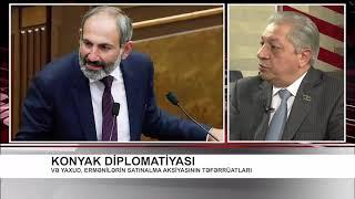 Ermənilərin satınalma aksiyası - Konyak Diplomatiyası - Real TV İntervyu