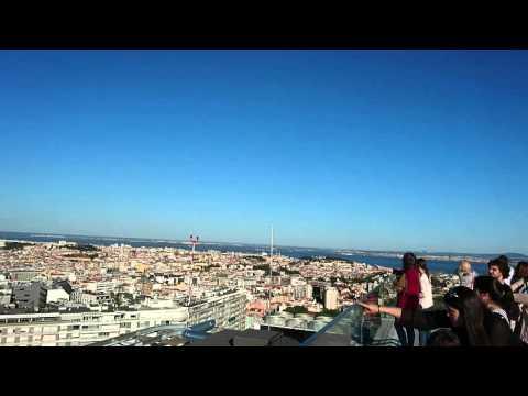 Amoreiras 360 Panoramic View.