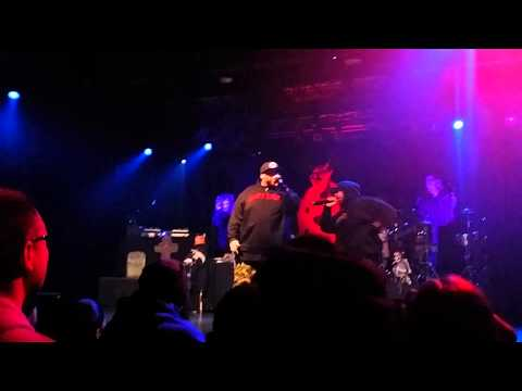 Non Phixion-Black Helicopters Reunion at Haunted Hill 2014