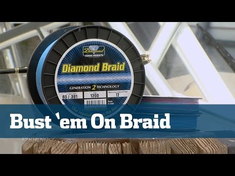 Braided Fishing Line Benefits For Inshore And Offshore Action