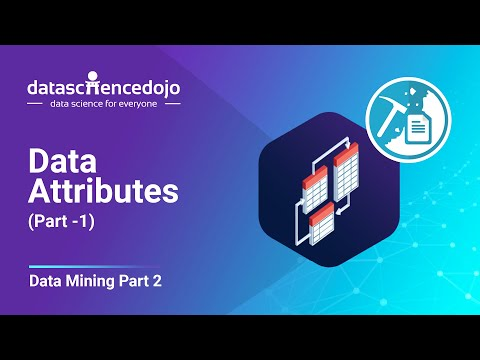 Data Attributes (Part 1) | Introduction To Data Mining Part 2