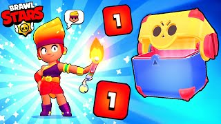 MAX POWER LEGENDARY AMBER! MEGA BOX OPENING! | Brawl Stars