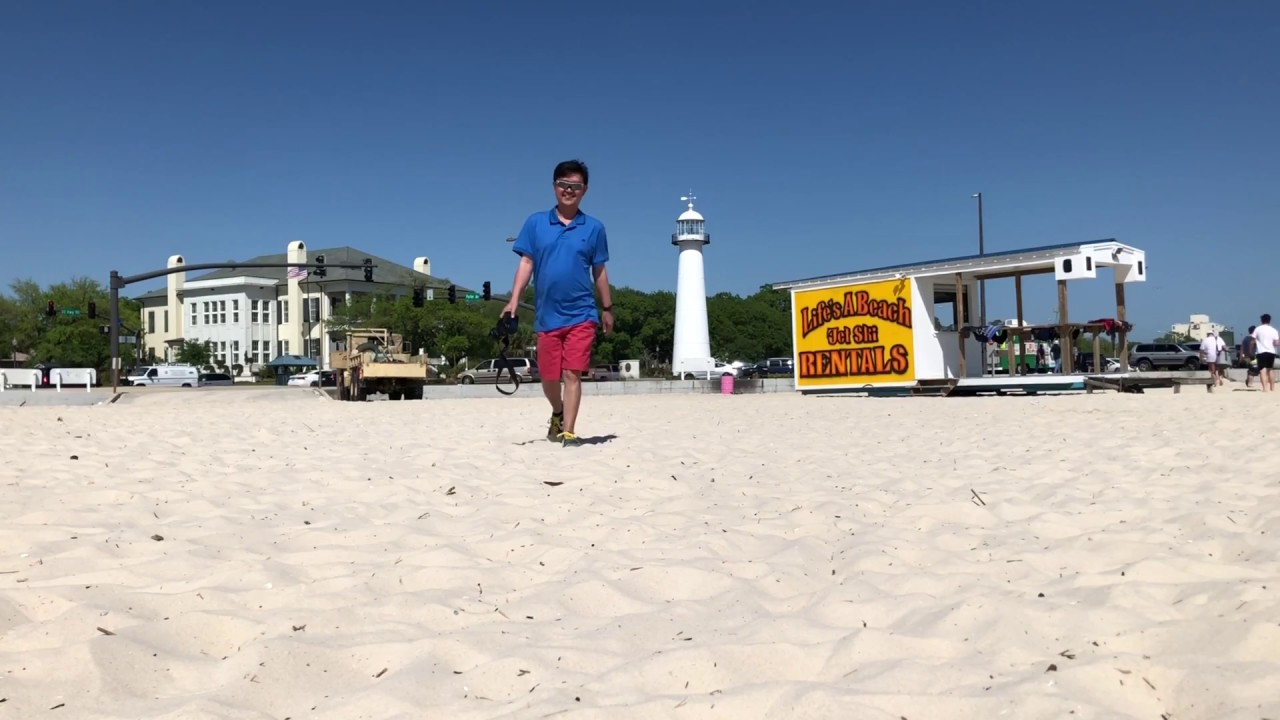 Exploring Biloxi Gulfport Long Beach Mississippi Youtube
