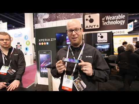 Sony: ANT+ Pavilion At CES 2014