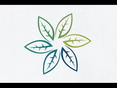 adobe-illustrator-cc-|-how-to-create-a-leaf-logo-design-|-make-a-professional-logo-design