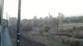 Из окна поезда:мост через р.Лопань в Харькове(перегон Основа-Харьков Пасс, Южная ж.д., 2015-04-17T09:38:04.000Z)