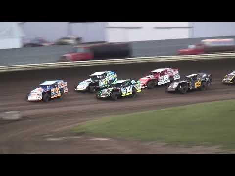 IMCA Sport Mod Heat 3 Pepsi Lee County Speedway 9/14/19