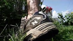 Enjoying Well Worn New Balance 706 Running Shoes - 1