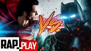 BATMAN VS SUPERMAN EPIC ROCK/RAP PLAY | KRONNO ZOMBER | ( Videoclip Oficial )