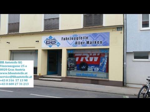 Магазин автозапчастей в Граце ( GRAZ) Австрия