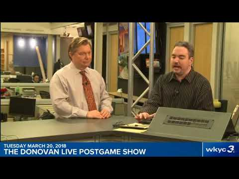 Revisiting 'Seabiscuit,' Kevin Love's return, Francisco Lindor's future: Donovan Live Postgame Show
