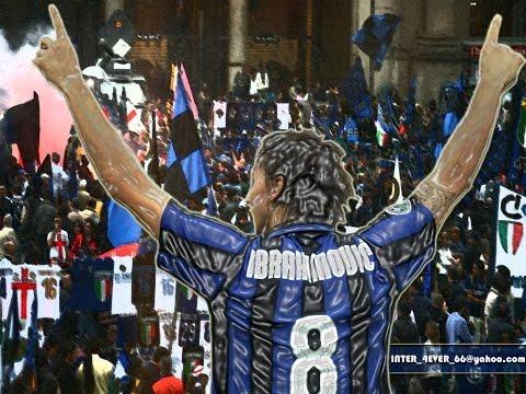 Zlatan Ibrahimovic - Inter Milan 2006/2009 HD