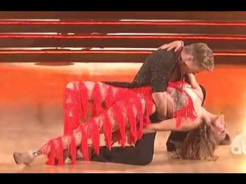 "DWTS Season 18 WEEK 10 (FINAL) : Amy Purdy & Derek - Salsa - Dancing With The Stars 2014 ""5-19-14"""