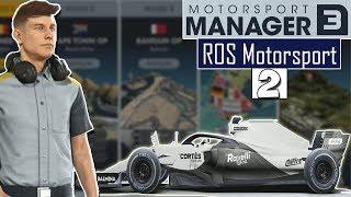 ПЪРВО СЪСТЕЗАНИЕ! #2 - Motorsport Manager 3 Mobile
