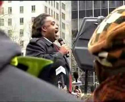 Amadou Diallo demonstration - December 1999