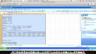 Multiple Linear Regression with Excel
