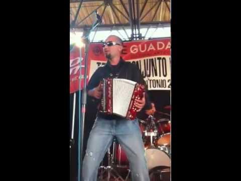 Conjunto Califas Video 1 Tejano Conjunto Festival in San Antonio TX 2011