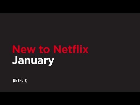 New to Netflix US  January 2017  Netflix