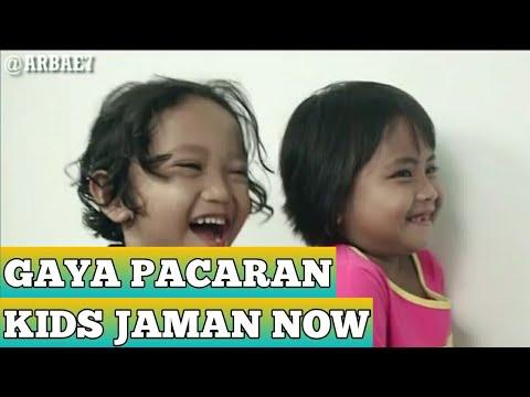 Gaya Pacaran Kids Jaman Now Youtube