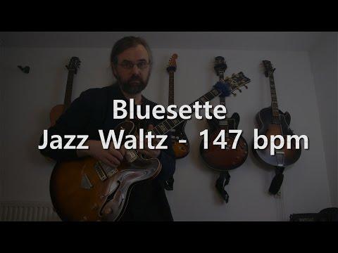 Bluesette - Backing Track - Playalong - Jazz Waltz - 147 bpm