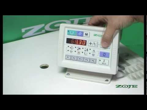 Travete Eletrônica Zoje | ZJ-1900B - Transferência de Padrão