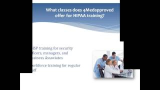Security Compliance: Using Online Resources to Meet the HIPAA Training & Awareness Requirements